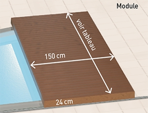 Plancher mobile pour piscine safe pool terrasse for Piscine fond mobile sans cable
